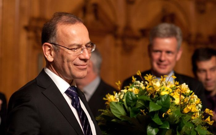 Wahlapéro im Bundeshaus