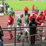 Der FC Nationalrat im Einsatz