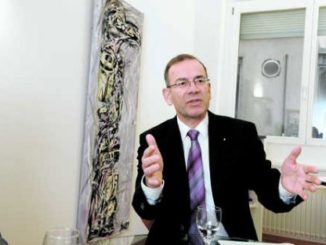 Für Ständerat Hannes Germann geht es in erster Linie um das Vertrauen