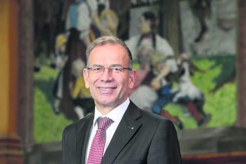 Hannes Germann, SVP-Ständerat