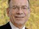 Ständerat Hannes Germann wird vom Kantonalvorstand als Bundesratskandidat vorgeschlagen. Bild Selwyn Hoffmann