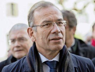Wollte die Unternehmenssteuerreform nicht gefährden: der Präsident des Gemeindeverbandes, Hannes Germann. Bild Key