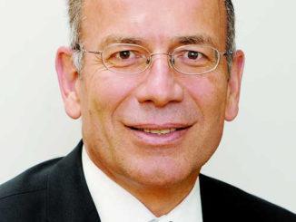 Präsident der Aussenpolitischen Kommission: Hannes Germann.Bild Key