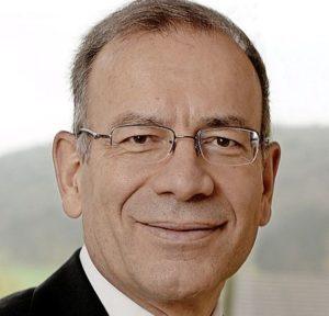HANNES GERMANN Schaffhauser Ständerat und Präsident des Gemeindeverbandes