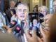 Alle Medien wollten gestern etwas vom neu gewählten Bundesrat – und auch die Parteien stellen Ansprüche. Bild Key