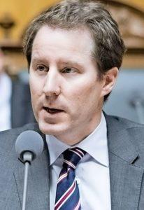 Der Zuger SVP-Nationalrat Thomas Aeschi. Bild KEY