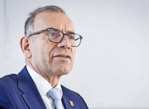 SVP-Ständerat Hannes Germann. BILD KEY