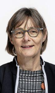 SP-Nationalrätin Martina Munz